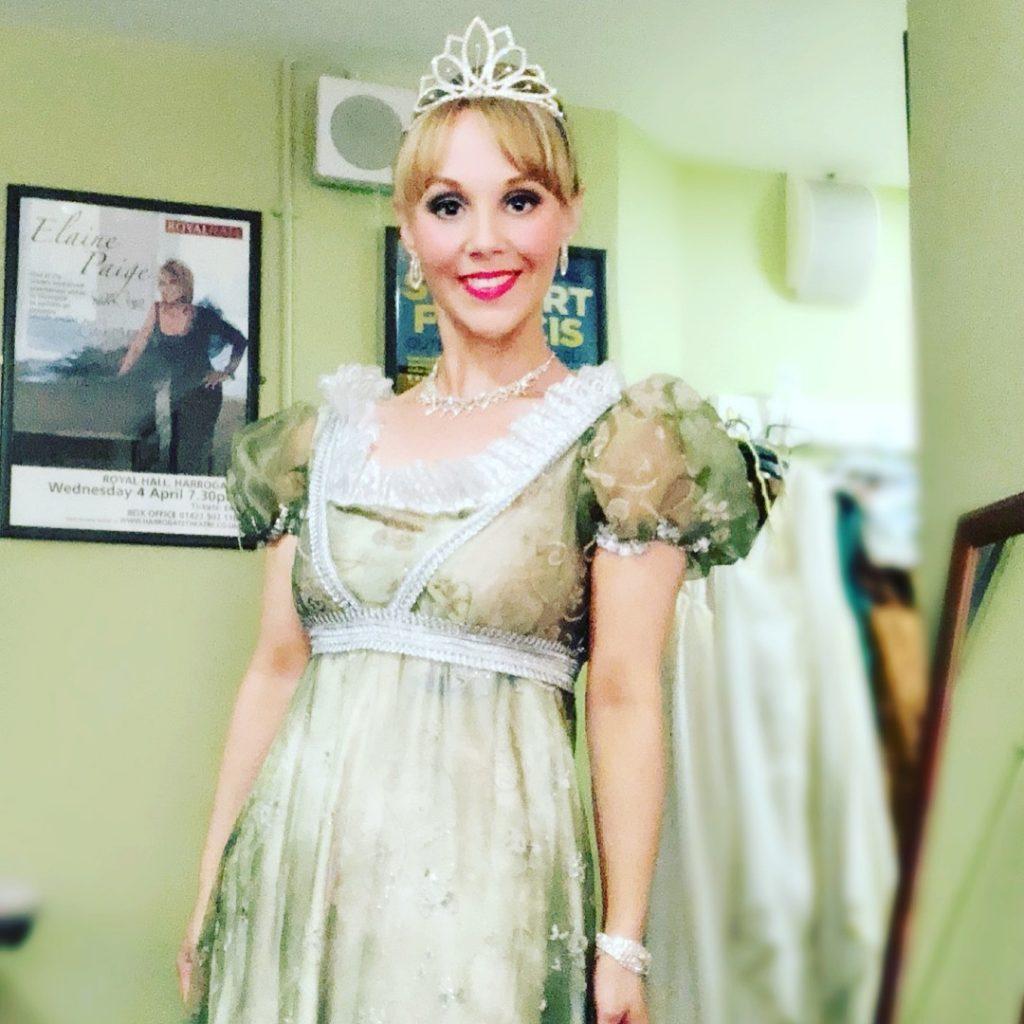 Princess of Monte Carlo (The Grand Duke) 2018